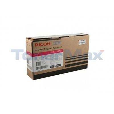 INFOPRINT COLOR 1866 MFP RP TONER CART MAGENTA 10K